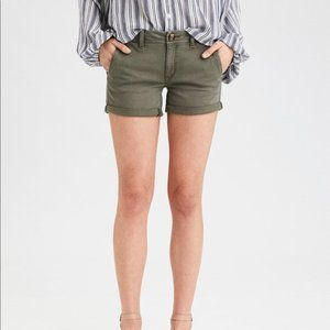 NWT American Eagle olive green shorts